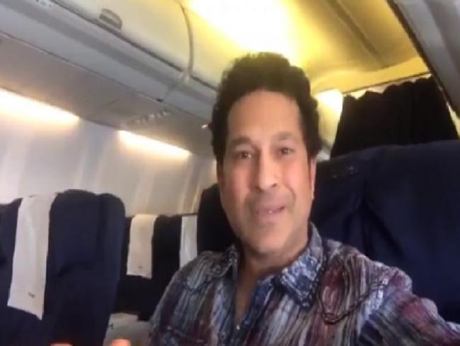 2017 FIFA U-17 World Cup: Sachin Tendulkar's inspiring message for India U-17 team