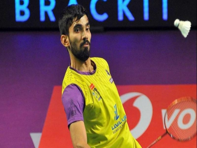 Kidambi Srikanth helps Bengaluru beat Chennai in PBL