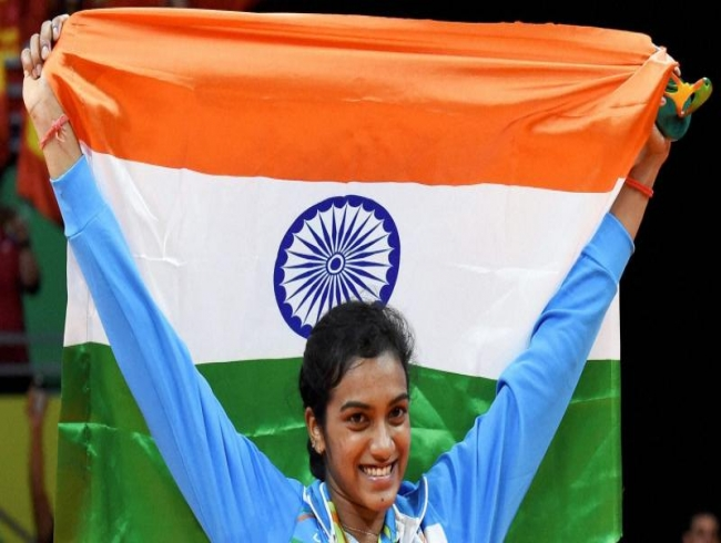 PV Sindhu, unknown Nikhar Garg in fray for BWF athletes' commission