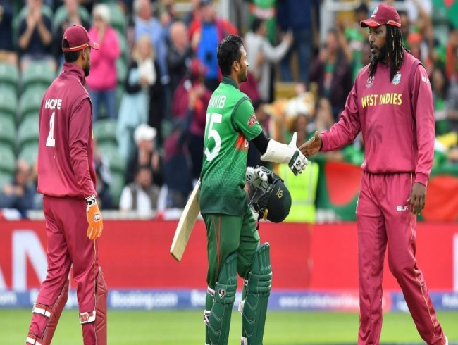 ICC World Cup 2019: Bangladesh stuns predictable West Indies to win by 7 wickets