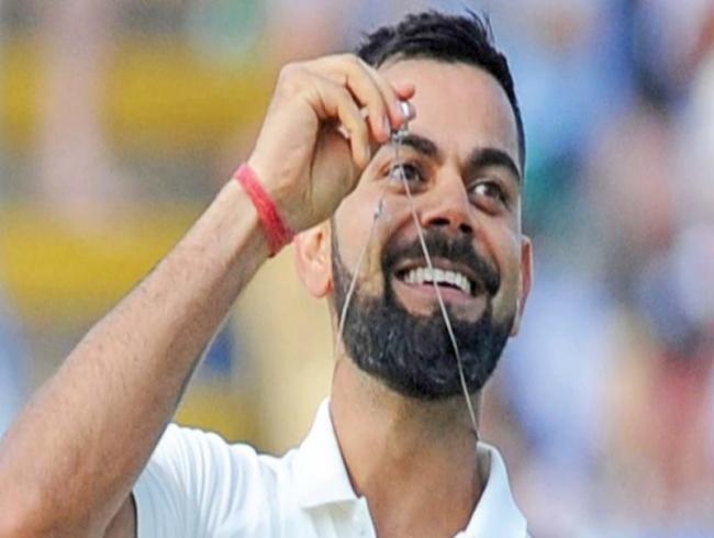 Virat Kohli reigns supreme in innings of character