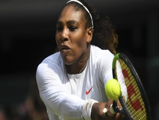 Mum's the word: Serena Williams to face Angelique Kerber in her 10th Wimbledon final