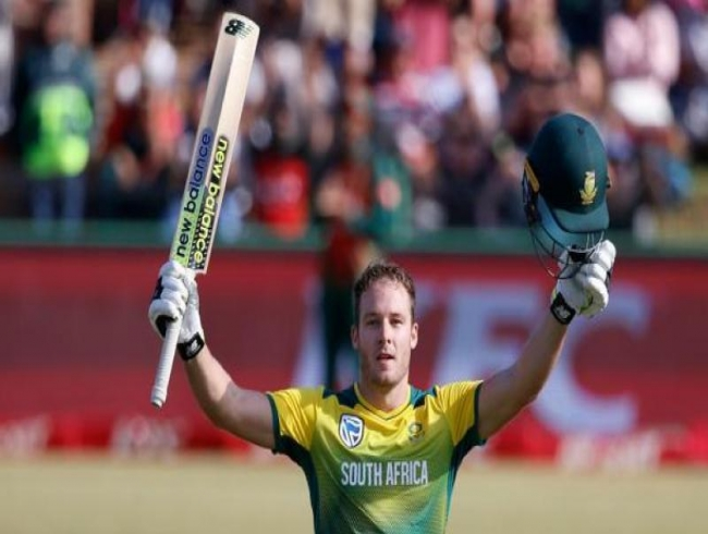 Watch: David Miller scores fastest T20 ton in 35 balls, South Africa drub Bangladesh