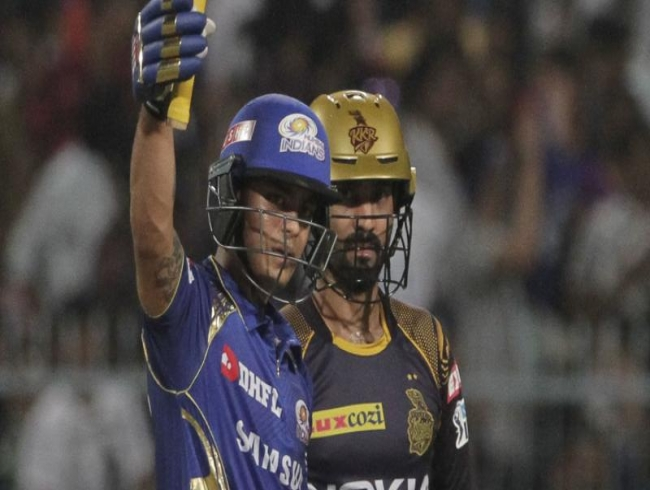 IPL 2018: Ishan Kishan's 21-ball 62 a 'turning point' as MI beat KKR at Eden Gardens