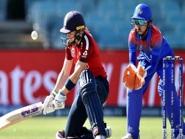 Capt Heather Knight's ton powers England to 98 runs win over Thailand