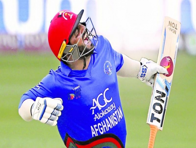 Asia Cup match between India and Afghanistan ends in a tie