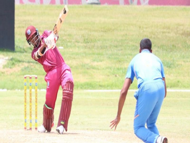 West Indies A win fourth unofficial ODI against India A
