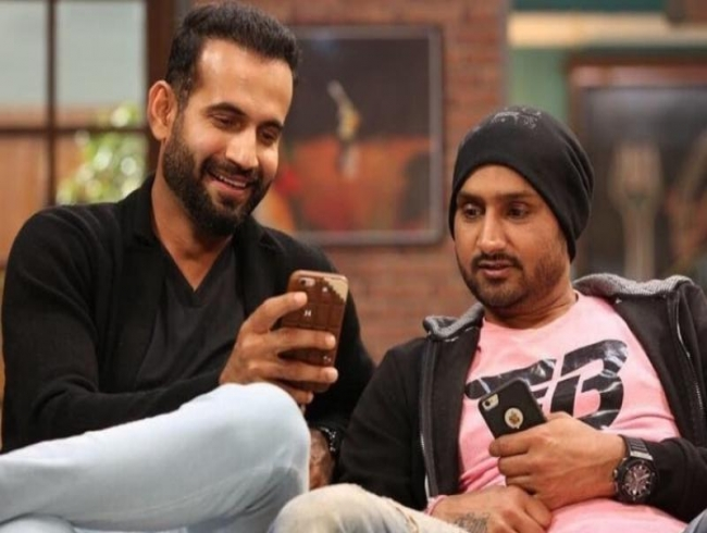 Irfan Pathan, Harbhajan Singh to make acting debut in Tamil cinema