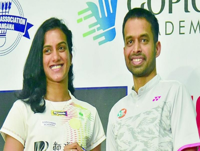 PV Sindhu satisfied with silver show