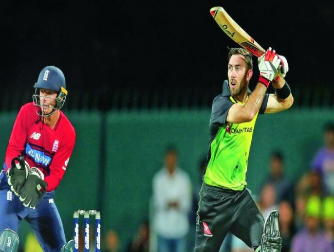 Glenn Maxwell ton powers Australia to big win over England
