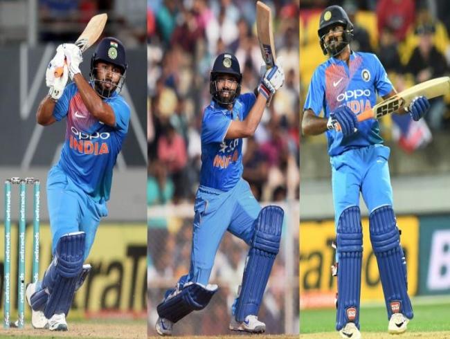 Rishabh Pant, Ajinkya Rahane, Vijay Shankar in contention for World Cup: MSK Prasad