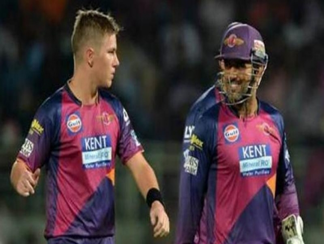 IPL 2017: Adam Zampa tweets on MS Dhoni's 'beautifully sculpted facial hair'