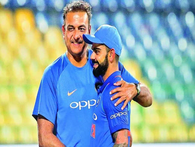 Ravi Shastri says difference of opinion is not a rift