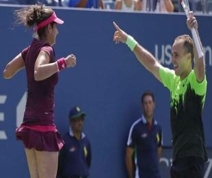 Australian Open: Sania, Paes reach mixed-doubles quarters