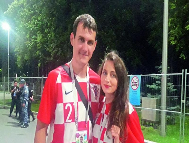 Colourful Croats toast their historic victory