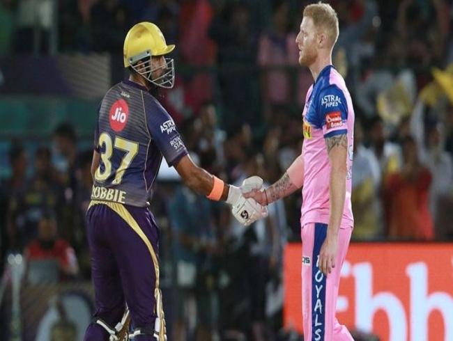 IPL 2019: Lynn, Narine stars in KKR's eight-wicket win over Rajasthan Royals