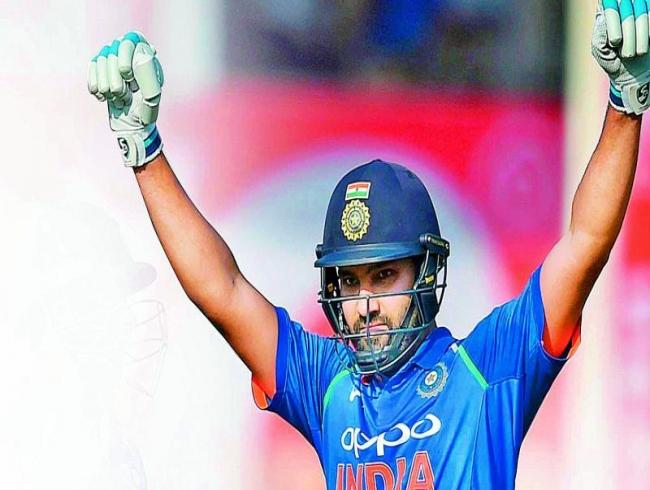 Ind vs WI 4th ODI: Hitman strikes on superman's off day