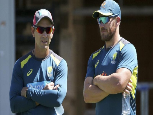 Aaron Finch will come good, just need to be patient: Australia coach Justin Langer
