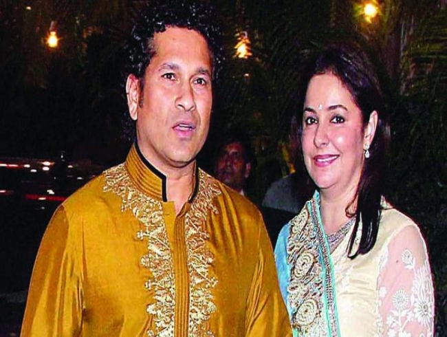 Sachin and Anjali Tendulkar to hit a quarter-century