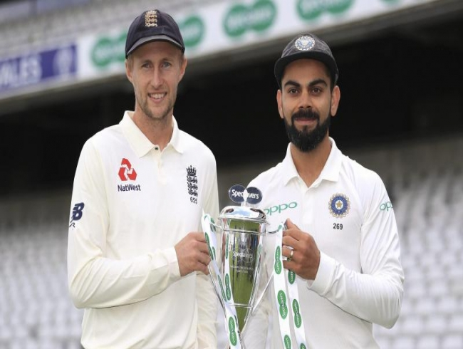 England vs India Test series: Root vs Kohli and other key battles to watch out for