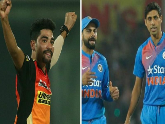 Hyderabad's Mohammed Siraj reveals Ashish Nehra's role in his rise to Team India