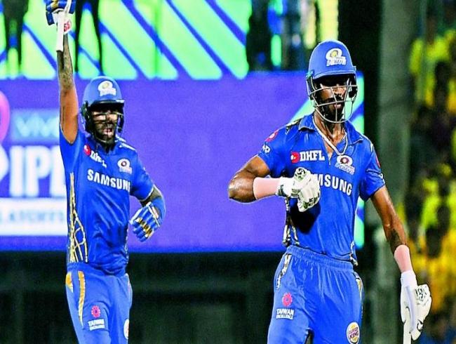 IPL 2019: Sizzling Suryakumar Yadav burns Chennai Super Kings