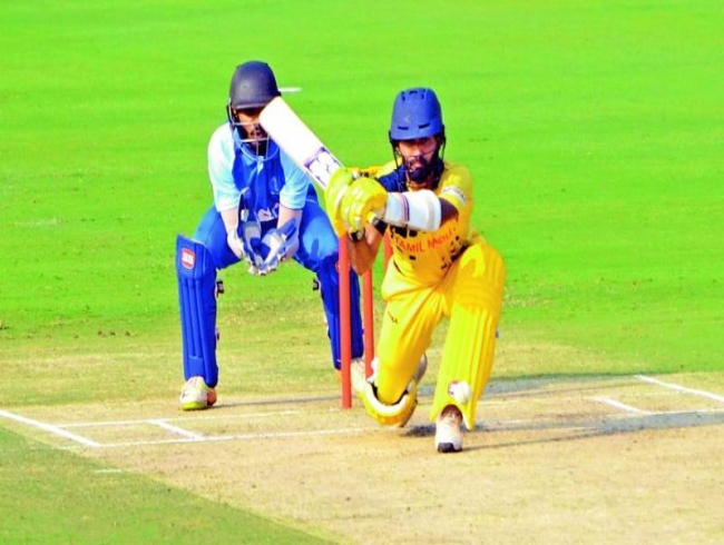 Syed Mushtaq Ali Trophy: Hyderabad, Tamil Nadu get off to winning starts
