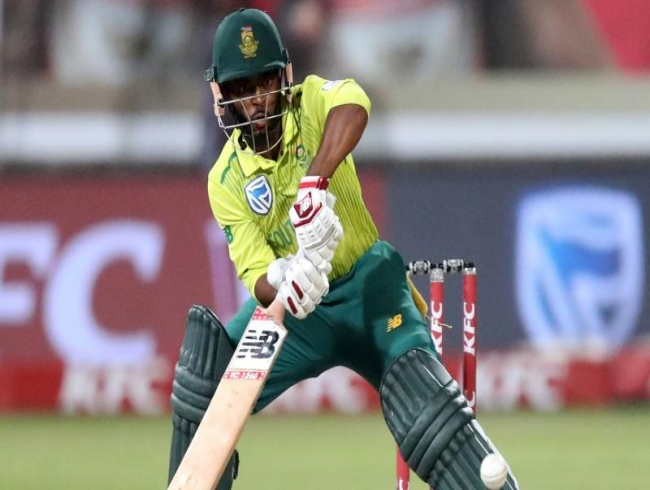 Temba Bavuma sustains hamstring injury, ruled out of 1st T20I vs Australia