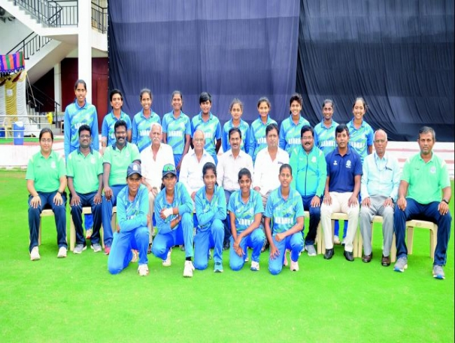 BCCI Women's Under-23: Andhra women are champions