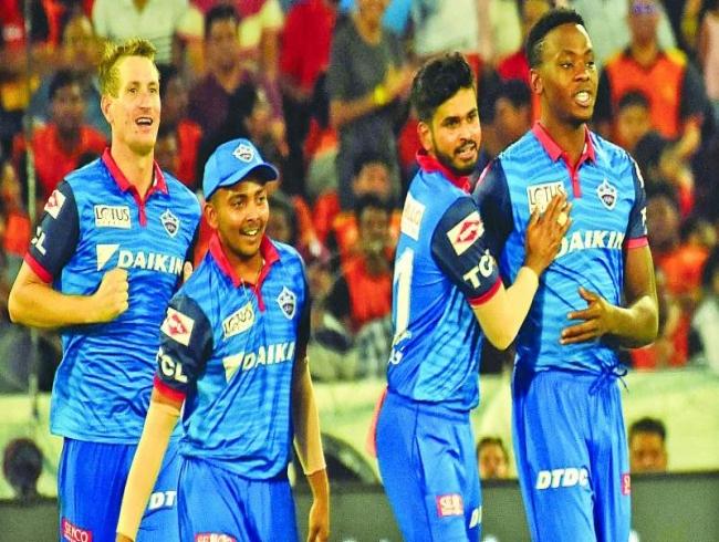 IPL 2019: Delhi Capitals sink Sunrisers Hyderabad