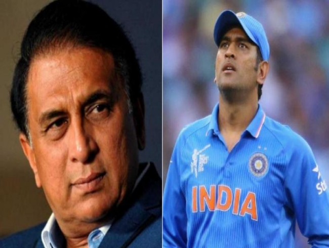 Sunil Gavaskar counters VVS Laxman, Ajit Agarkar's views on MS Dhoni's T20I future