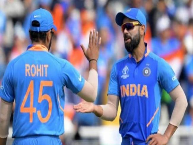 Rohit Sharma, Virat Kohli 27 runs away from scripting big record for Team India