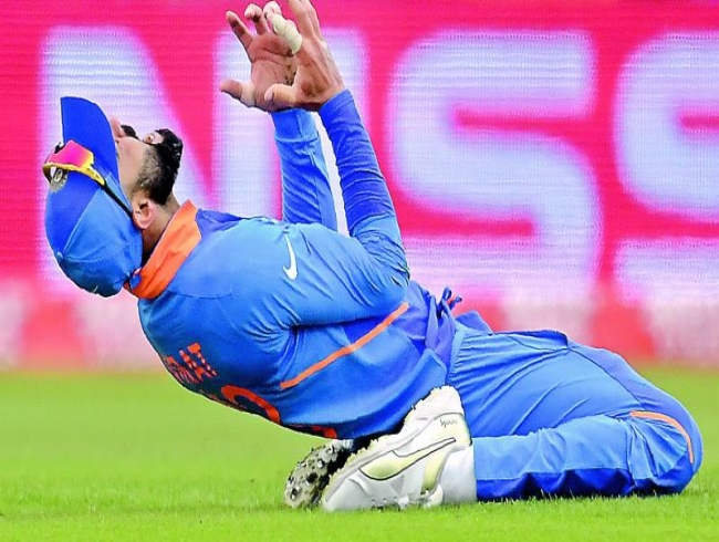 Rain spoils India's rhythm against New Zealand at Manchester