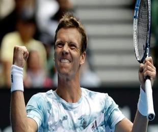 Australian Open: Tomas Berdych knocks out Rafa Nadal