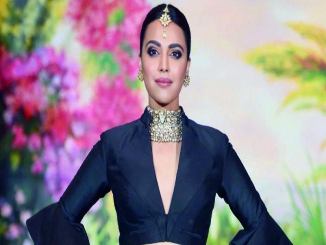 Swara steps in for Sammy