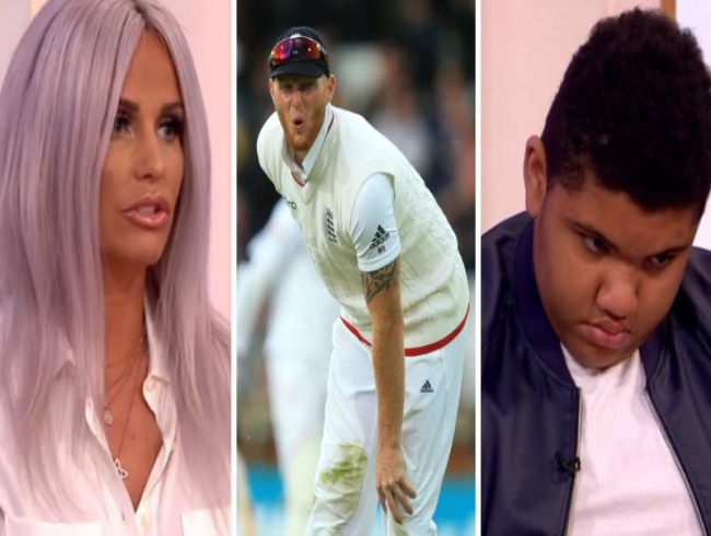 Ben Stokes apologises Katie Price's disabled boy for mimicking him, loses contract