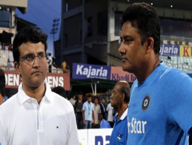 When Sourav Ganguly put career on the line for Anil Kumble in 2003-04 Australia tour