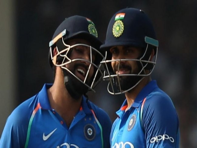Watch: Kohli's monotony, Rohit's daddy ton! How India thumped West Indies in Guwahati