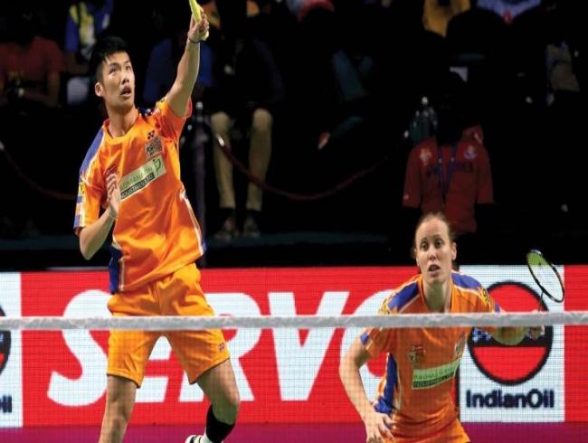 PBL: HS Prannoy powers Ahmedabad Smash Masters