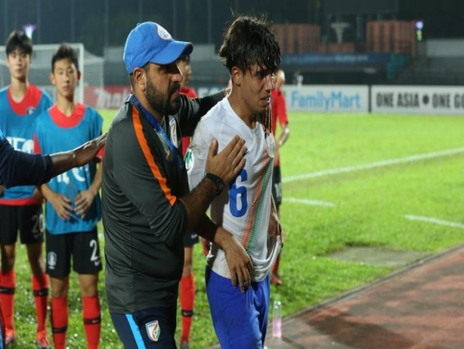 AFC U-16 Championship: Gritty India lose to Korea, fail to qualifty for FIFA U-17 WC