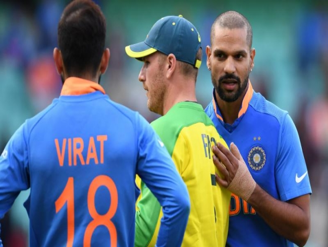 ICC CWC'19: India sends strong message as they beat Australia by 36 runs