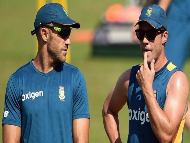 Faf du Plessis doesn't expect AB de Villiers to make Test comeback