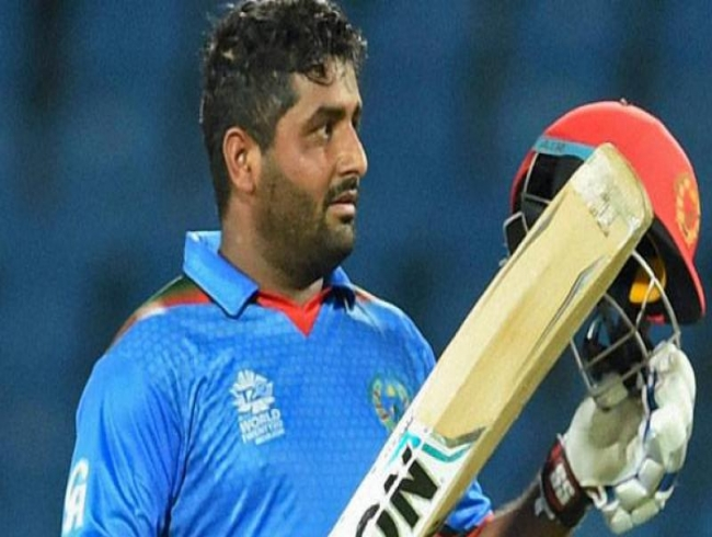 Afghanistan cricketer Mohammad Shahzad suspended after failing dope test
