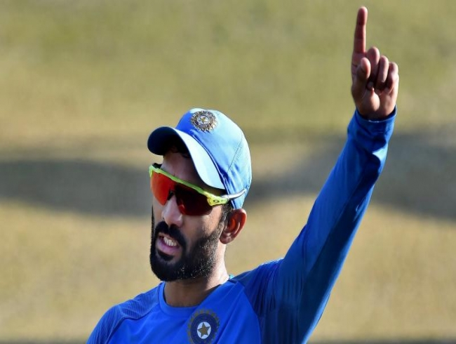 Dinesh Karthik in line to replace injured Wriddhiman Saha for India-Afghanistan Test
