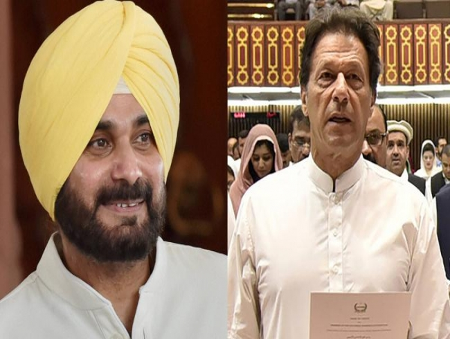 Imran Khan's swearing-in as Pak PM: Here's the latest on Sidhu's Pakistan visit