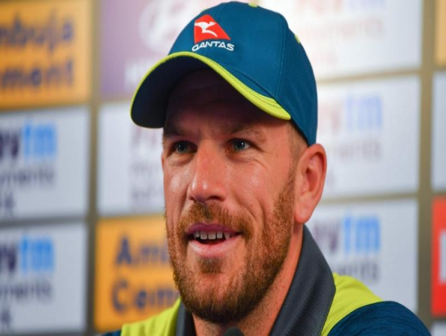 Cricket insignificant when compared to what is happening back home: Finch