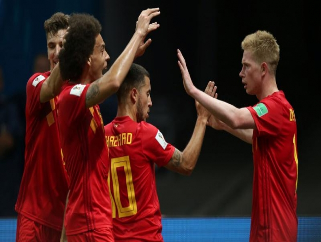 FIFA World Cup 2018: Belgium shock Brazil to set up France World Cup semi