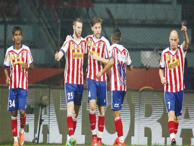 ISL: Atletico de Kolkata hold Kerala Blasters to enter semis