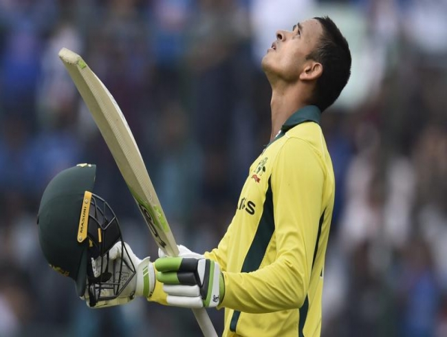 Usman Khawaja vows to bounce back after Australia contract snub