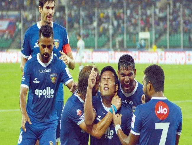 Chennai set up ISL final with Bengaluru FC